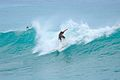 Surfing during the South swell (8933025283).jpg