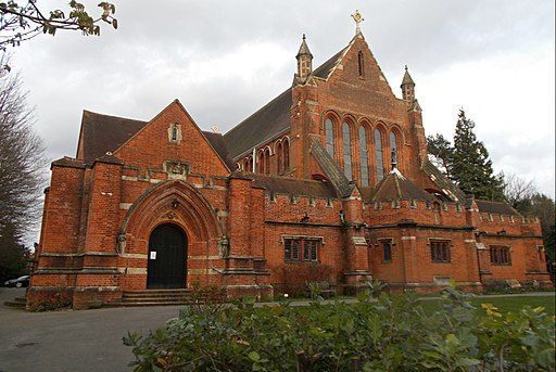 Sutton, Surrey, Greater London - Christ Church (24)