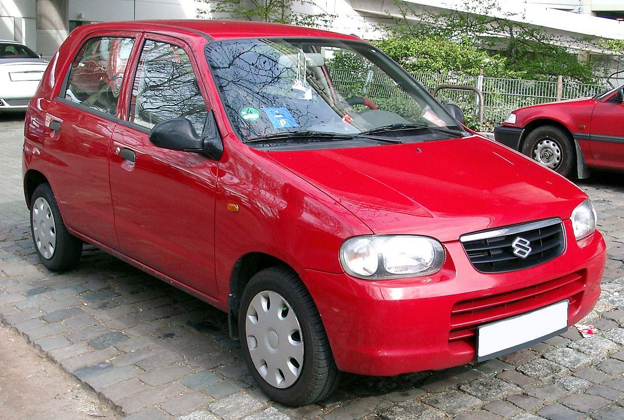 Alto Lxi  Model Used Car Price