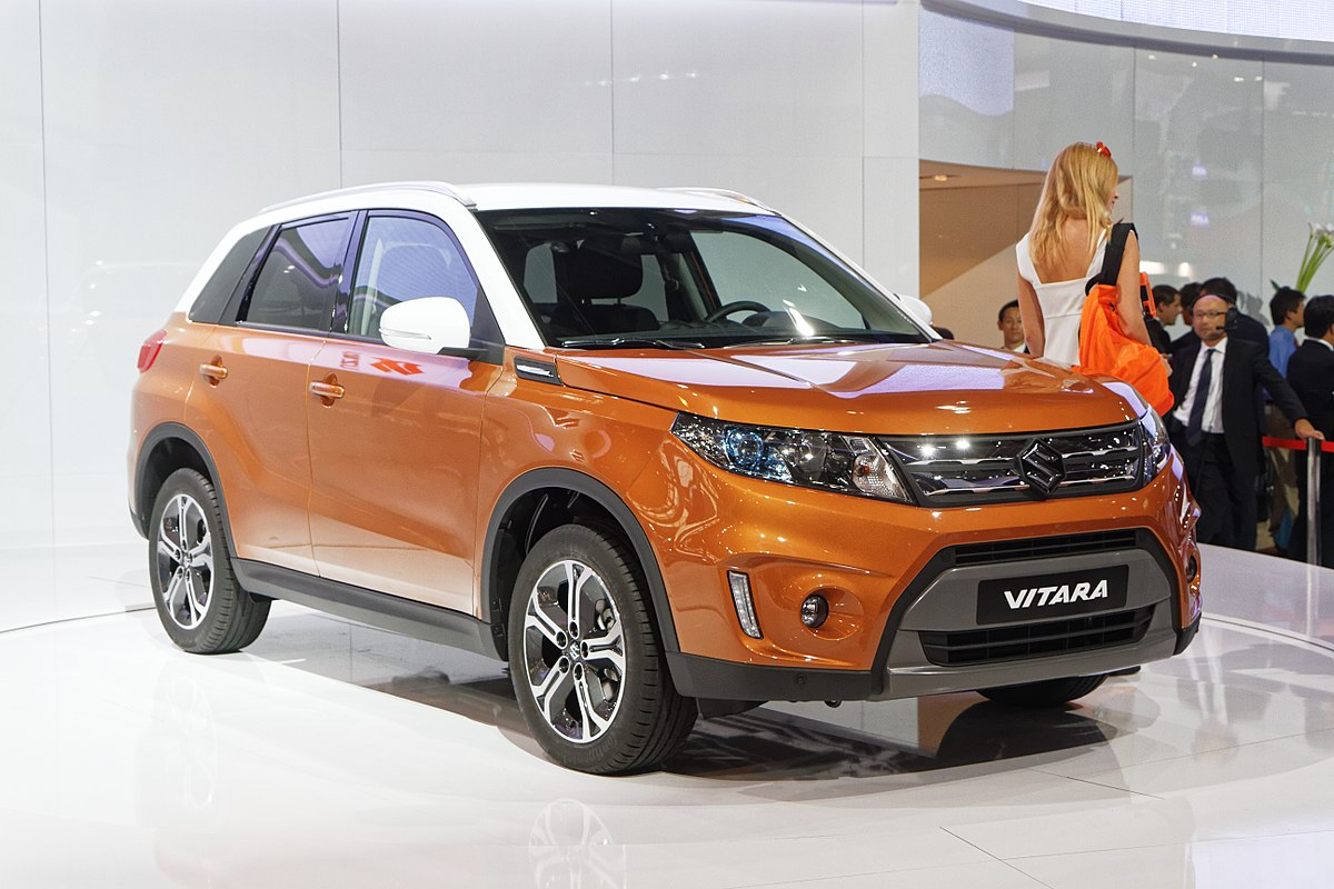 Suzuki Vitara How Much If Tototalled