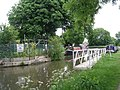 Swingbridge - Leeds and Liverpool Canal, Crossflatts - geograph.org.uk - 835128.jpg