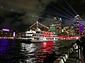 Sydney Circular Quay at night during Vivid Sydney 2017, 06.jpg