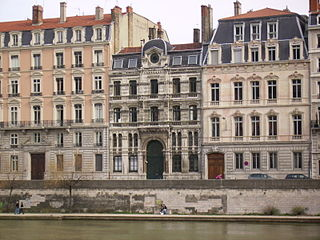 synagogue in the 2nd arrondissement of Lyon
