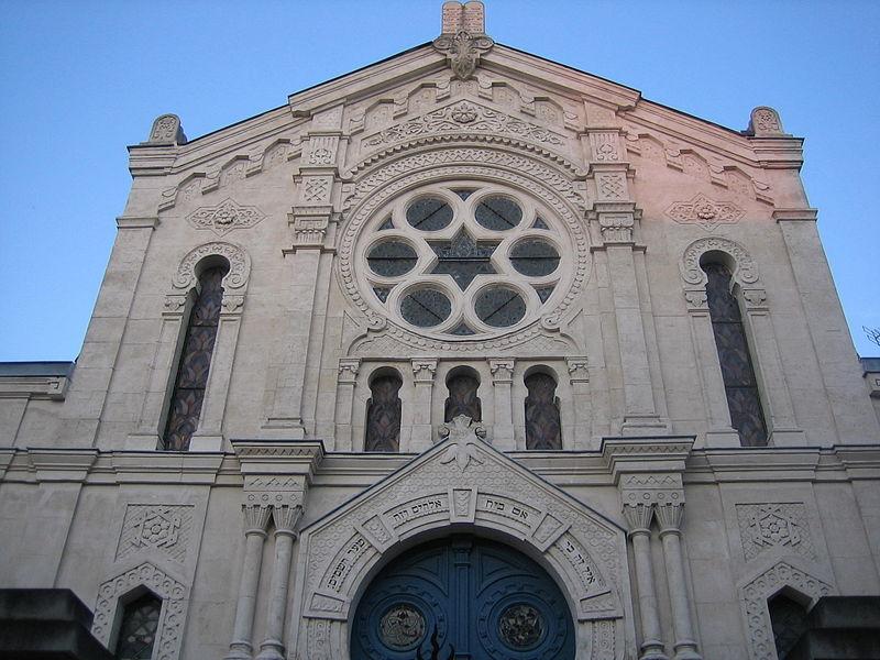 Synagoga w Reims