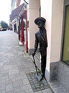 Szombathely James Joyce