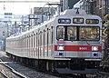 Tōkyū Tōyoko Line 9000 kei final run.JPG