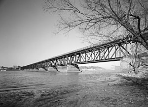 Keokuk Municipal Bridge