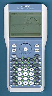 TI-Nspire series Series of graphing calculators
