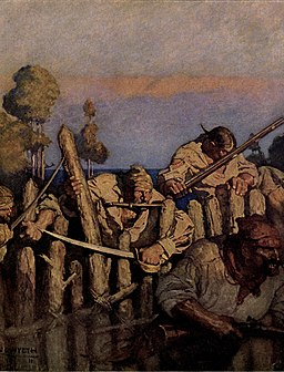 TI-stockade