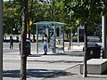 TTC shelter north of George Brown College's waterfront campus, 2016 08 07 (1) - panoramio.jpg