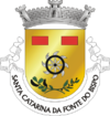 Coat of arms of Santa Catarina da Fonte do Bispo
