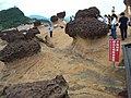 TW 台灣 Taiwan 新台北 New Taipei 萬里區 Wenli District 野柳地質公園 Yehli Geopark August 2019 SSG 130.jpg