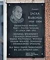 Tablica Jacek Kuroń Ministerstwo Rodziny, Pracy i Polityki Społecznej.jpg