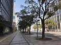 Takachiho-dori Street in front of Miyazaki Station 3.jpg