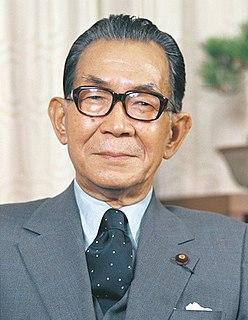 Takeo Miki Japanese politician (1907–1988)