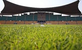 2008 WAFF Championship - Image: Takhti Stadium
