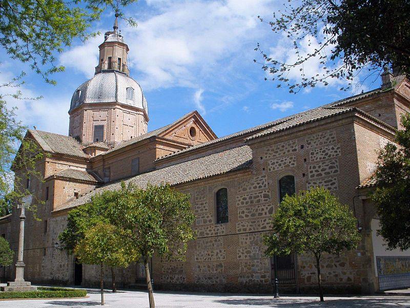Archivo talavera de la reina basilica de nuestra se ora - La reina del mueble talavera ...
