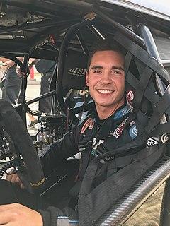 Tanner Gray American race car driver