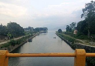Samosir - Tano Ponggol Canal