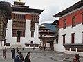 Tashichho Dzong Fortress in Thimphu during LGFC - Bhutan 2019 (50).jpg