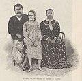 Tavana, roi de Tahaa, sa femme et sa fille.jpg