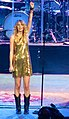 Taylor Swift during Fearless Tour concert in Portland 02.jpg