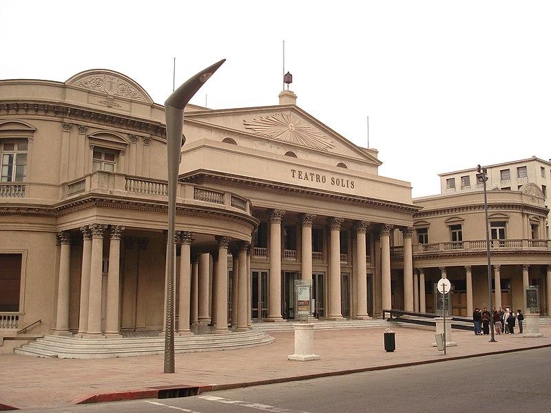 teatro solis, solis theater uruguay, teatro solis montevideo, theaters in south america