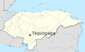 Tegucigalpa location.png