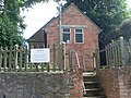 Telephone Exchange, Wymondham, Leics - geograph.org.uk - 1591552.jpg