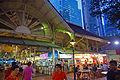 Telok Ayer Market, Singapore, at night - 20120629-01.jpg