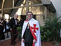 Templar induction 2009 2.jpg