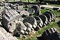 Temple de Zeus (470-456 aC). Santuari d'Olímpia.jpg