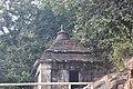 Temple in Khandagiri caves, Odisha, India.jpg