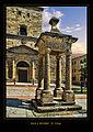 Templete junto a la Catedral de Santa María en Ciudad Rodrigo..jpg