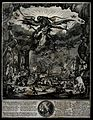 Temptation of Saint Antony. Etching by J. Callot. Wellcome V0031591.jpg
