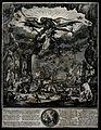 Temptation of Saint Antony. Etching by J. Callot. Wellcome V0031591.jpg