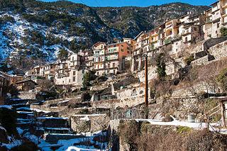 Tende Commune in Provence-Alpes-Côte dAzur, France