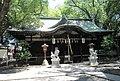 Tenjinnomori Tenmangu Shrine 20150720.JPG
