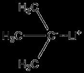 tert butyllithium wikipedia