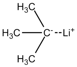 Tert-Butyllithium - Image: Tert Butyllithium