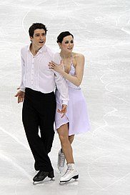 Tessa Virtue and Scott Moir at 2010 World Championships (5).jpg