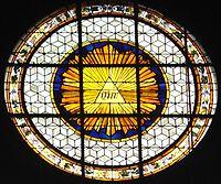 http://upload.wikimedia.org/wikipedia/commons/thumb/f/f1/Tetragrammaton_at_RomanCatholic_Church_Saint-Germain_Paris_France.JPG/200px-Tetragrammaton_at_RomanCatholic_Church_Saint-Germain_Paris_France.JPG