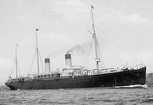 RMS Teutonic - Image: Teutonic 1890 1900