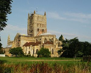 Battle of Tewkesbury - Tewkesbury Abbey