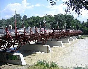 Thalkirchen-Obersendling-Forstenried-Fürstenried-Solln - Thalkirchner bridge crossing the Isar