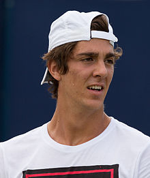 Thanasi Kokkinakis 5, Aegon Championships, London, UK - Diliff.jpg