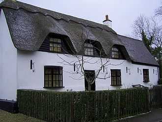 Twyford and Thorpe - Thatched Cottage Thorpe Satchville