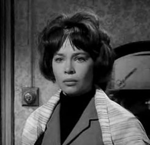 The L-Shaped Room - Leslie Caron in the film