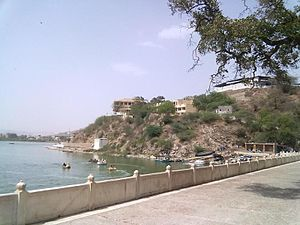 Ana Sagar Lake - The Anasāgar Lake
