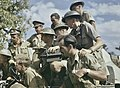 The Army Film and Photographic Unit at Eighth Army Headquarters in Italy, September 1943 TR1397.jpg